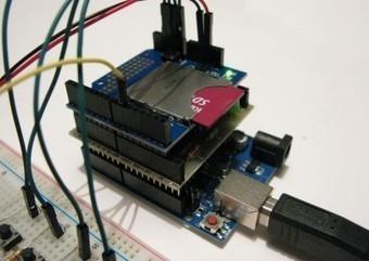 Data logging with Arduino | Arduino progz | Scoop.it