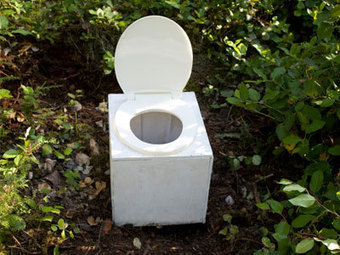 How Waterless Toilets Work - HowStuffWorks | HowStuffWorks | Scoop.it