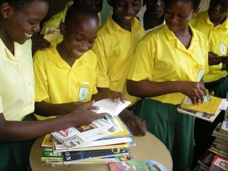 Books for Ghana: LibraryThing teams up with Books Matter! « The LibraryThing Blog | Writer, Book Reviewer, Researcher, Sunday School Teacher | Scoop.it