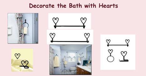 Bath Heart Decor Renovation   Window Treatments   Scoop.it