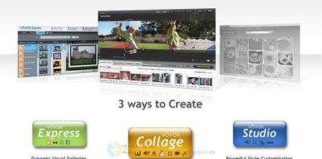 Créer un diaporama gratuitement en ligne avec Vuvox | Time to Learn | Scoop.it