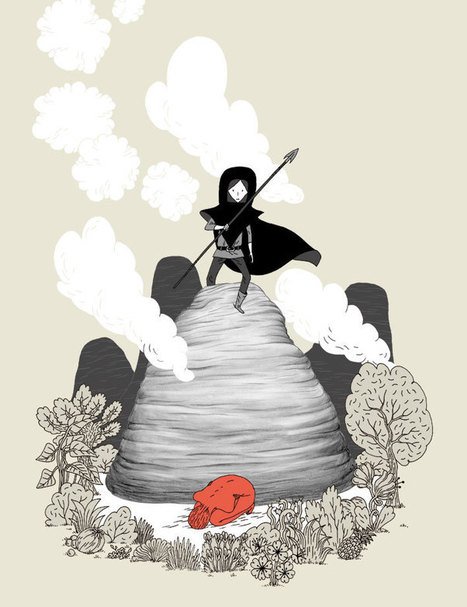 Quentin Vijoux   Illustration et dessin   Scoop.it