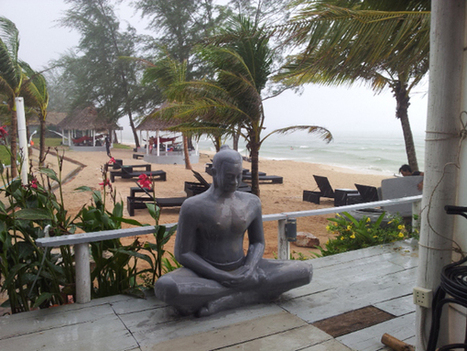 A tourist in Sihanoukville in the rainy season | An Expat's Life in Sihanoukville Cambodia | Scoop.it