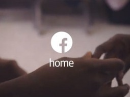 """Mark Zuckerberg Introduces """"Facebook Home"""" for Android 