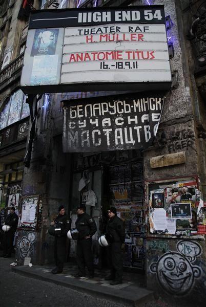 Berlin, de moins en moins punk, deplusenplusbobo | Revue de presse tourisme | Scoop.it