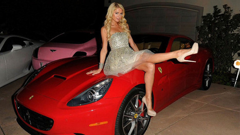 Paris Hilton -- Maybe I Have Too Many Luxury Cars ... Just Kidding ... | Aftermarket Performance Parts News | Scoop.it