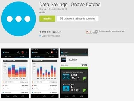 Facebook fait l'acquisition d'Onavo, spécialisée l'optimisation de consommation data sur mobile | Mondes virtuels 1 | Scoop.it