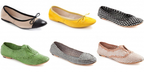 Lanciotti de' Verzi: I Love Flat Shoes | CHICS & FASHION | Scoop.it