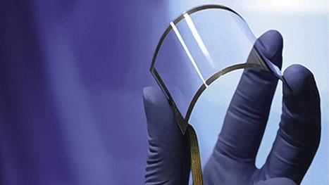 Futuro construido en transistores imprimibles de grafeno   FORMAS ALOTRÓPICAS DEL CARBONO   Scoop.it