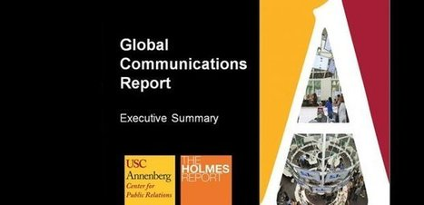 USC Annenberg study predicts PR industry will approach $20 billion by 2020 | Public Relations & Social Media Insight | Scoop.it