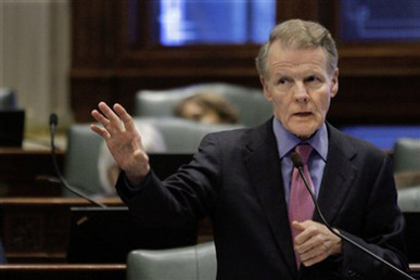 Intrigue in Illinois after House Speaker calls for fracking moratorium | Midwest Energy News | FrackingTruthPA | Scoop.it