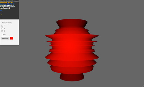 Chuck It – Thomas Pujolle's blog » Blog Archive » [Minko2] Some Stage3D coolness // A Sphere Equalizer | Everything about Flash | Scoop.it