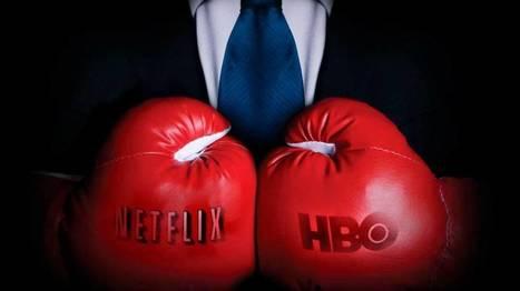 Comparativa Netflix-HBO: precios, series del catálogo, estrenos y más. Noticias de Tecnología   El Blog.Valentín.Rodríguez   Scoop.it