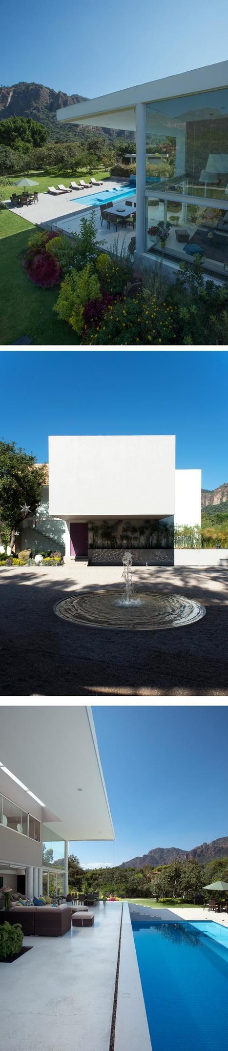 Casa del Viento, Tepoztlán MX | Arquitectura Del Siglo XXI | Scoop.it