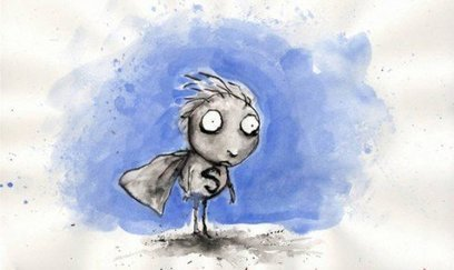 Tim Burton's The World of Stainboy: Watch the Complete Animated Series | plasticando | Scoop.it