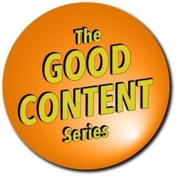Michael Boezi - Creating Good Content: Considerations for Educators | marked for sharing | Scoop.it