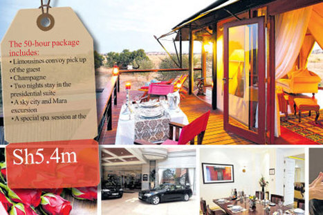 For $53,000, a Nairobi hotel will lavish you with '50 Shades of Valentines'   Africa : Commodity Bridgehead to Asia   Scoop.it
