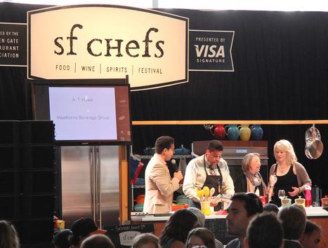 SF Chefs 2013 - CBS Local | San Francisco | Scoop.it