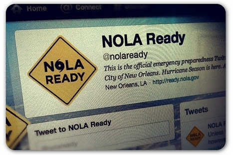 How New Orleans is using social media to prepare for Hurricane Isaac | Articles | Home | Social Media Technology | Scoop.it