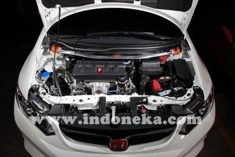 jual Front Strut Bar CIVIC FB murah | Aksesoris Mobil Honda | Scoop.it