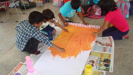 Getting Ready for Makkala Habba at Inventure Academy International School, Bangalore | School | Scoop.it