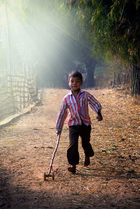 30 Magical Photos Of Children Playing Around The World | Intercultural Understanding | Scoop.it