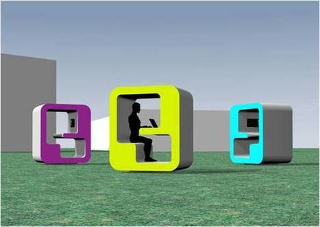 Ces 5 innovations qui vont combler le travailleur nomade | Soyons Geeks & Or-e-ginaux | Scoop.it