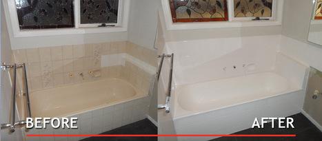 Bath Resurfacing | Jim's Bathroom Resurfacing | Jim's Bath Resurfacing | Scoop.it