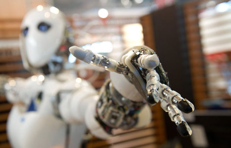 Robots dernière génération au service des personnes âgées - leJDD.fr | Robolution Capital | Scoop.it