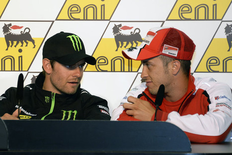 Cal Crutchlow with Ducati beginning next season | Ducati news | Scoop.it