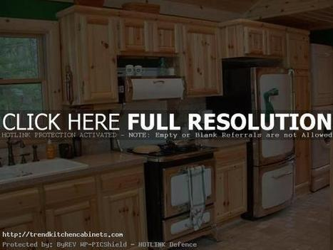 Kitchen Design with Pine Cabinets and the Good Options | Home Designs an Decorating Ideas | Scoop.it