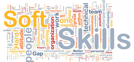Les soft skills de plus en plus exigés sur le marché du travail | Sélections de Rondement Carré sur                                                           la créativité,  l'innovation,                    l'accompagnement  du projet et du changement | Scoop.it