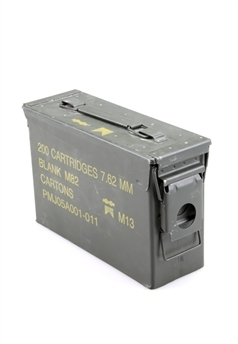 Ammo Can .30 Caliber (7.62 mm) with Level-Lock Lid and Hand Carry Handle | Military Surplus Canada | Scoop.it