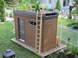 Un jardin sur le cabanon! - Express Drummondville | toit toi mon toit toi toi ma toiture | Scoop.it