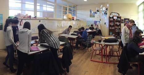 Les élèves créateurs de capsules en classe inversée | ENT | Scoop.it