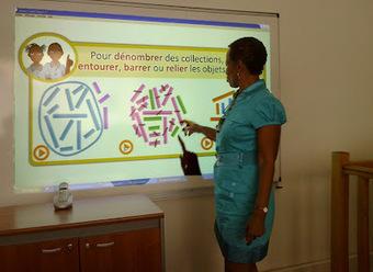 Education numérique en Haïti : USAID récompense le consortium Haiti-Futur ESIH et Fière Haiti qui utilise Sankoré | Murs numériques et interactions (TBI et TNI) | Scoop.it
