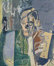 National Portrait Gallery - Patrick Heron: Studies for a portrait of T.S. Eliot | English Literature after 1700 | Scoop.it