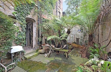Mysterious 265-Year-Old Mansion in London Is Rediscovered and Being Sold for Millions | Le Panda De Cina ✪ | Scoop.it