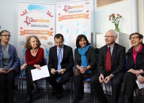 Inauguration de nouvelles «Accorderies»à Paris : créer du lien social. | Presse & Cité | osez la médiation | Scoop.it
