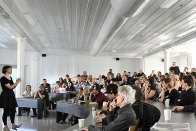 L' @universitelaval accueille les matins créatifs@Quebec_CM | Une belle expérience ! | CULTURE, HUMANITÉS ET INNOVATION | Scoop.it