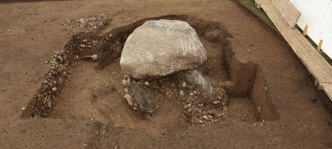 Swiss dolmen reveals rituals of the Neolithic : Past Horizons Archaeology | Archeology | Scoop.it