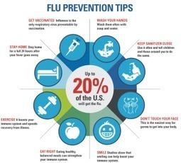 Preventing flu and stop it. | All about flu symptoms | Flu symptoms 2013: Treatment of flu! Flu epidemic prevention! | Scoop.it