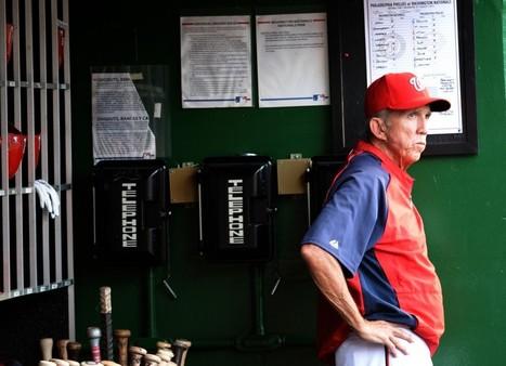 Davey Johnson, baseball's Renaissance man, enters final days with Washington ... - Washington Post   Sports   Scoop.it