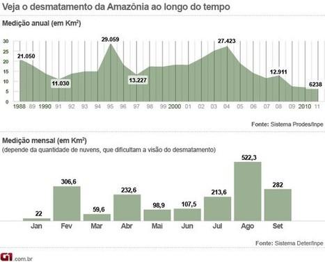 INCRA: órgão do governo federal é um dos maiores responsáveis pelo desmatamento na Amazônia | ivana | Scoop.it