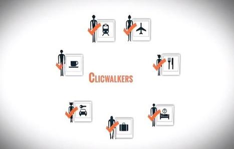 Influencia - Click and Walk: nouvelle approche de l'étude quali, en co-construction avec les consommateurs | LES MARQUES DEMAIN | Scoop.it