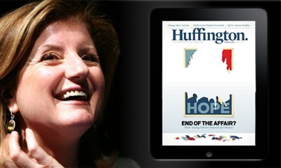 Huffington makes her tablet magazine free, after five issues   Media Techniques   Scoop.it
