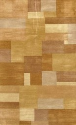 Rugsville Modern Classics Gold Brown Wool 17104 Rug - MODERN | Modern and Contemporary Rugs | Scoop.it