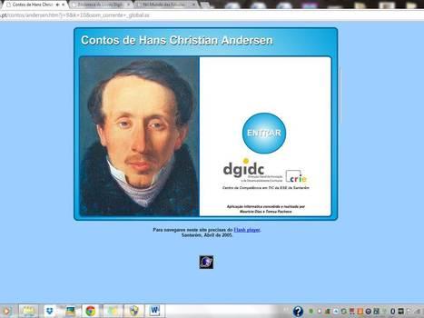 Contos de Hans Christian Andersen   Sites com leituras para miúdos   Scoop.it