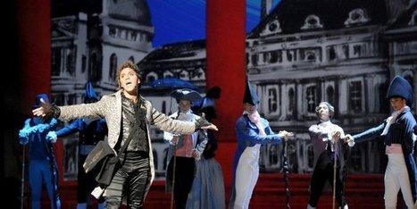 Pau : Mozart l'opéra rock sera au Zénith le 10 juin - Sud Ouest | Musiques | Scoop.it