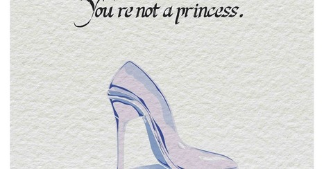 'You're Not A Princess' Ad Campaign Pushes Female Empowerment | Women Empowerment | Scoop.it